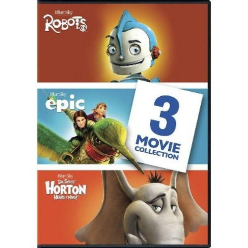 Robots/Epic/Horton Hears A Who (DVD)