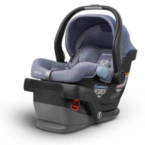 UPPAbaby MESA 2017 Infant Car Seat in Henry (Blue Marl)