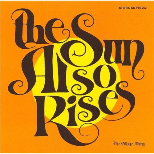The Sun Also Rises [CD]