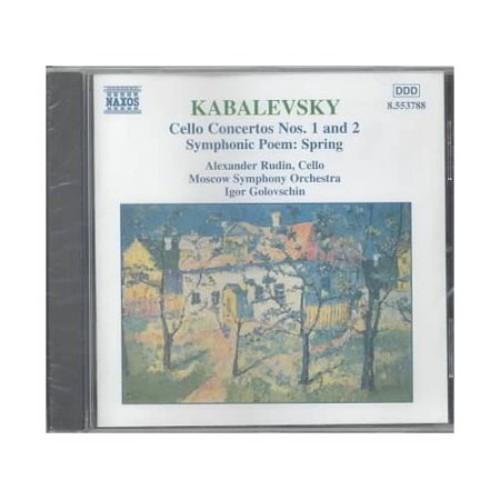 Kabalevsky...