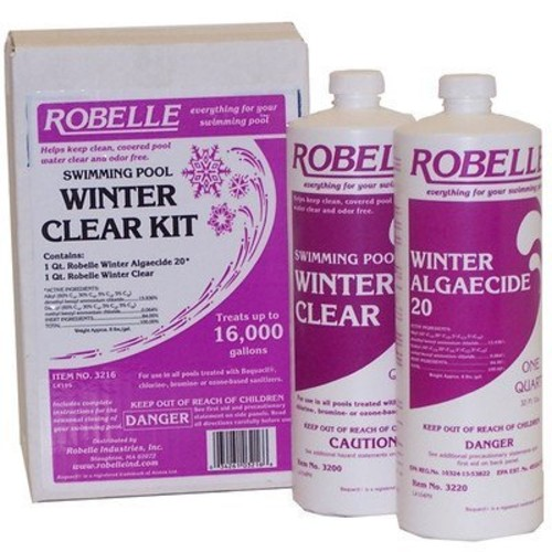 Robelle Pool Winter Clear Kit [16000 gal.]