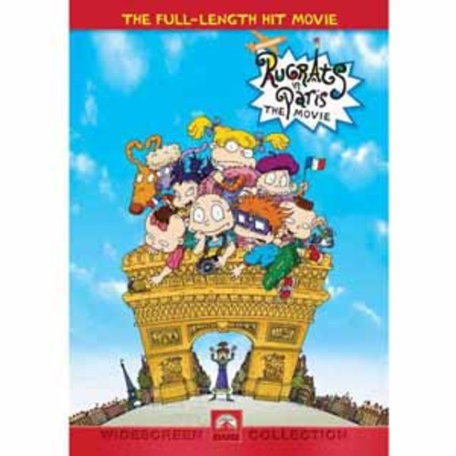 Rugrats in Paris: The Movie [DVD]