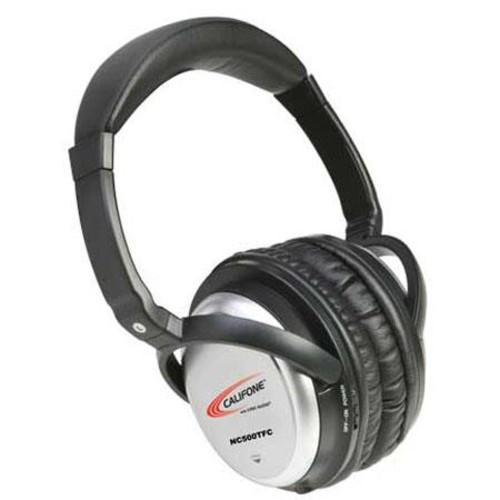 Califone NC500TFC Active Noise Canceling Headphones NC500TFC