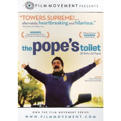 The Pope's Toilet [DVD] [2007]