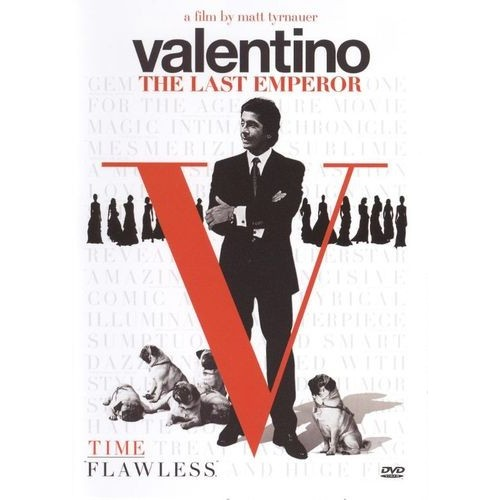 Valentino: The Last Emperor: Valentino, Giancarlo Giammetti, Gwyneth Paltrow, Jeanne Beker, Anna Wintour, Claudia Schiffer, Elton John, Elizabeth Hurley, Karl Lagerfield, Matt Tyrnauer: Movies & TV