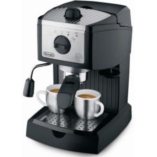 DeLonghi Dual Function Filter Espresso and Cappuccino Machine