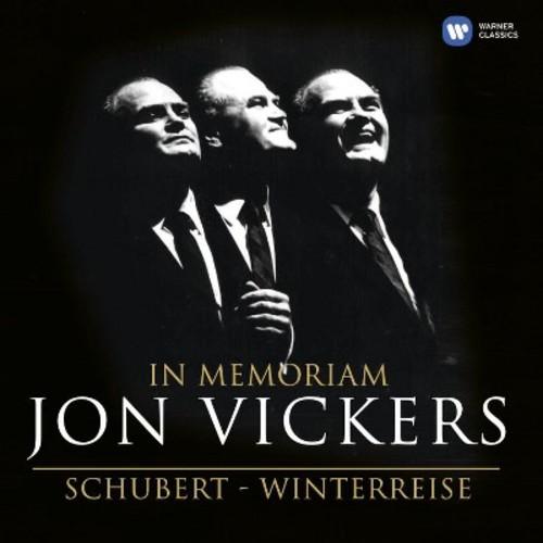 Jon Vickers - Schubert: Die Winterreise (plus interview from 1958) (CD)