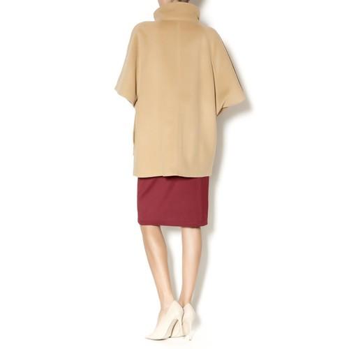 Structured Camel Coat