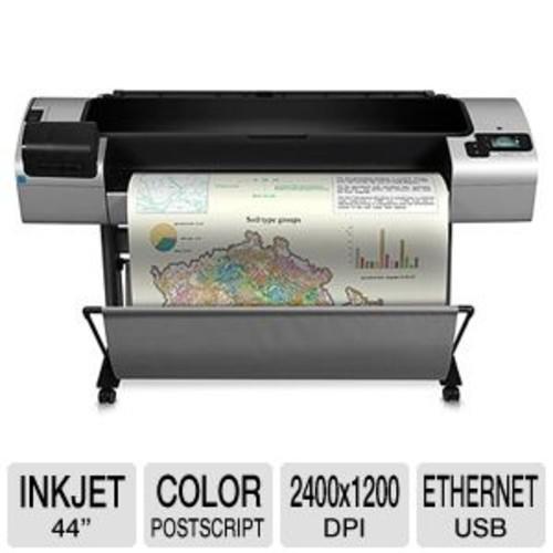 HP CR652A T1300ps DesignJet Large Format Post Script Inkjet ePrinter - 44