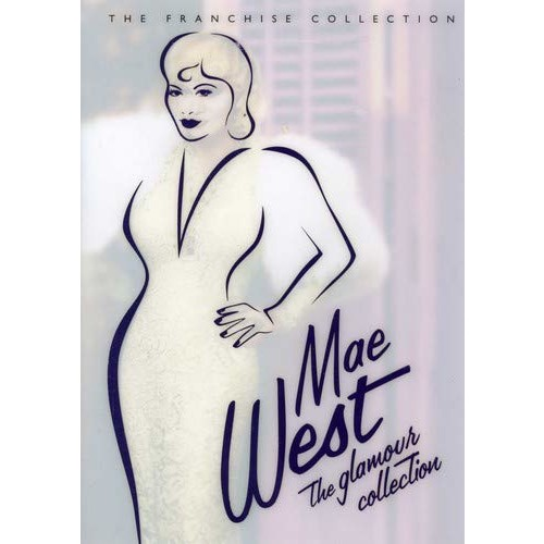 Mae West - The Glamour Collection (Go West Young Man/ Goin' To Town/ I'm No Angel/ My Little Chickadee/ Night After Night): Mae West, George Raft, Paul Cavanagh, Cary Grant, Warren William, W.C. Fields, Gilbert Emery, Gregory Ratoff, Wynne Gibson, Randolph Scott, Dick Foran, Joseph Calleia, Ruth Donnelly, Margaret Hamilton, Donald Meek, Fuzzy Knight, Willard Robertson, George Moran, Jackie Searl, Fay Adler, Alexander Hall, Wesley Ruggles, Archie Mayo, Henry Hathaway, Edward F. Cline, William LeBaron, Lester Cowan, Vincent Lawrence: Movies & TV