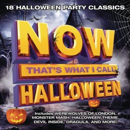 Now That's What I Call Halloween (CD)
