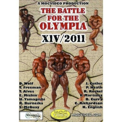 The Battle for the Olympia, Vol. XIV - 2011 [3 Discs] [DVD] [2011]