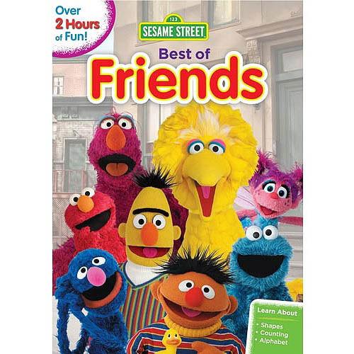 Sesame S-Best of Friends
