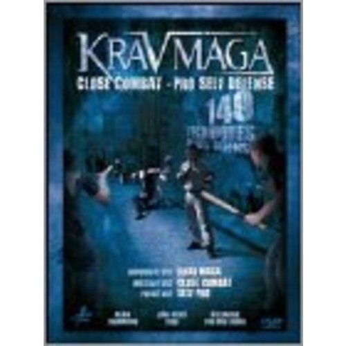 Krav Maga: Close Combat - Pro Self Defense (DVD)