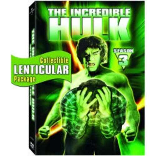 Incredible Hulk: the Complete Third Season