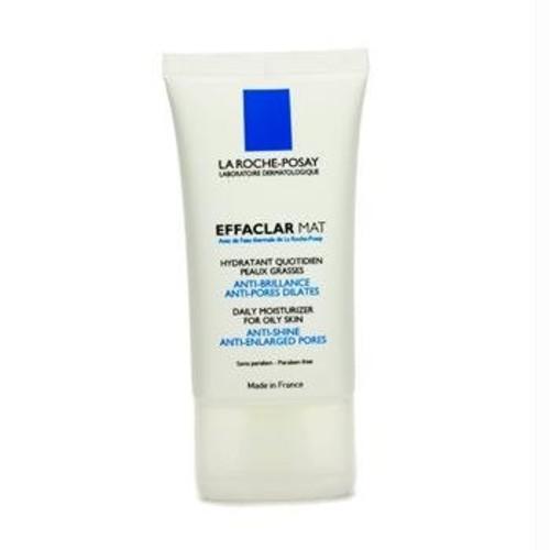 La Roche-Posay Effaclar Mat Face Moisturizer for Oily Skin, Oil Free Moisturizer, 1.35 Fl. Oz.