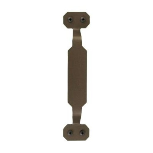 Quiet Glide 8-7/8 in. x 1-7/8 in. x 1-1/2 in. Oil Rubbed Bronze Rectangle Handle