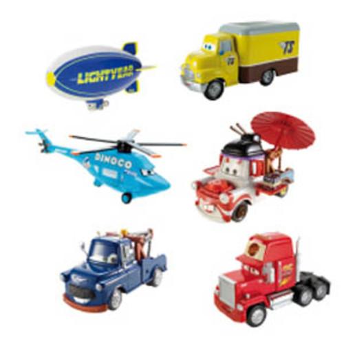 Mattel Disney Pixar Cars Diecast Deluxe - *Assortment