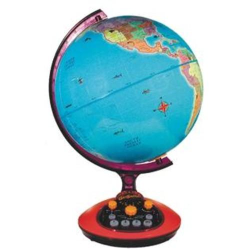 Educational Insights Geo Safari Talking Globe Jr.
