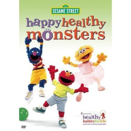 Sesame Street - Happy Healthy Monsters