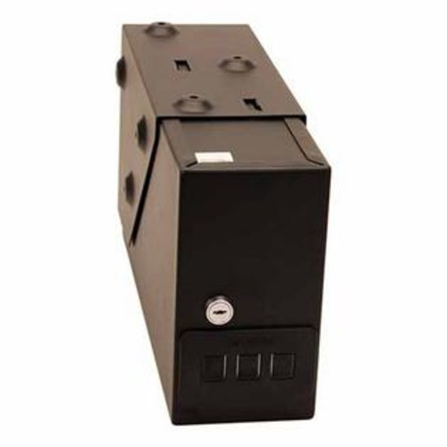 Stack-On QAS-1514 Single Pistol Quick Access Safe Electronic Lock