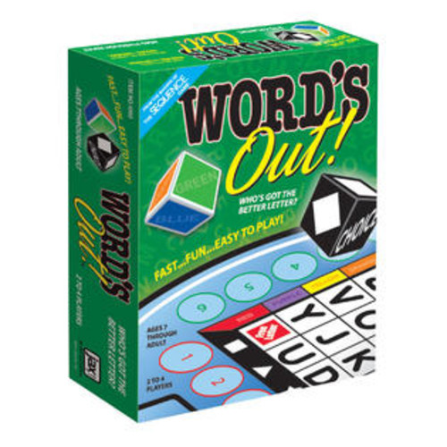 Jax Ltd Games Jax Ltd. Jax Word's Out! Game