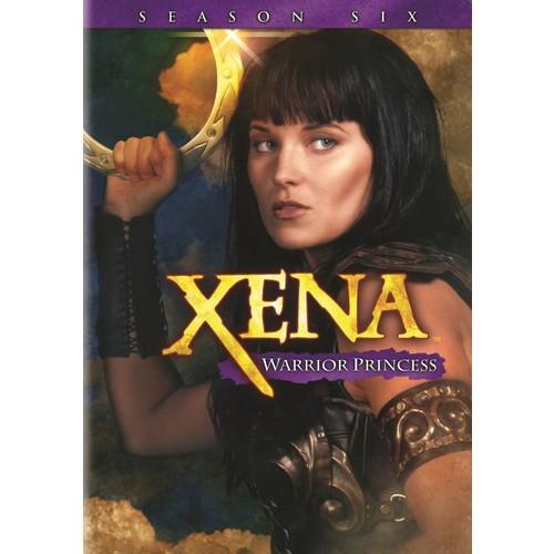 Xena: Warrior Princess: Season Six [5 Discs] [DVD]