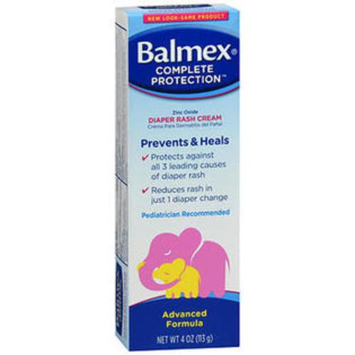 Balmex Diaper Rash Cream - 4 oz