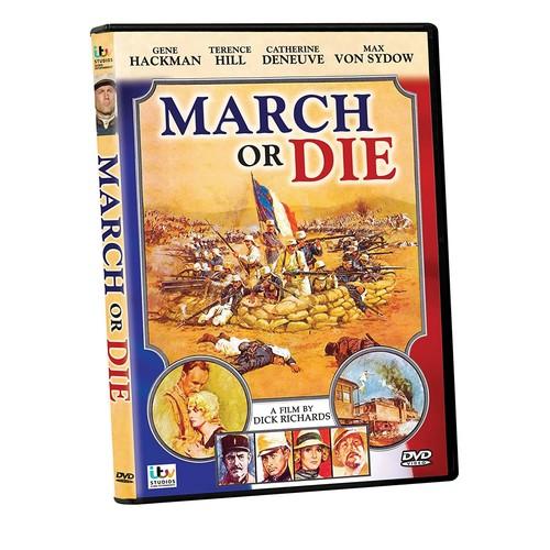 March Or Die /