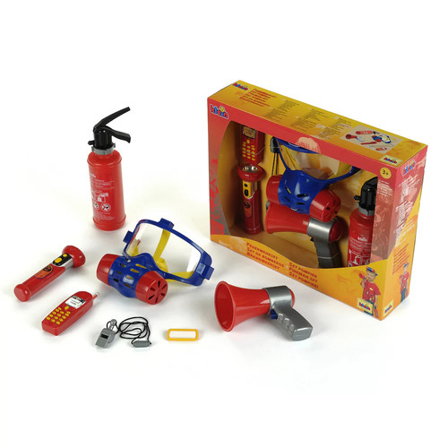 7 Piece Fireman Set by Theo Klein