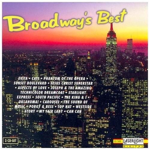 Broadways Best CD