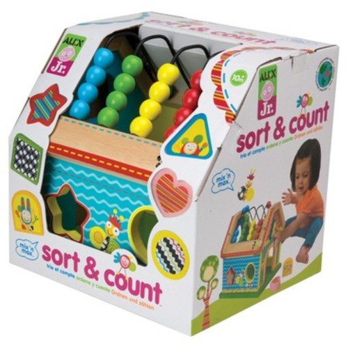 ALEX Jr. Sort & Count Toy