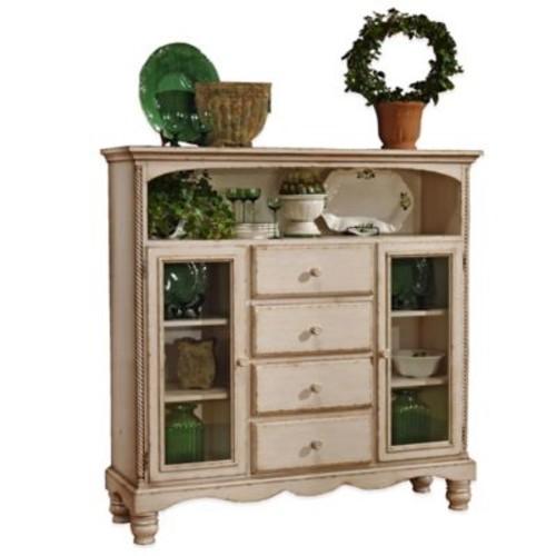 Hillsdale Wilshire 4-Drawer Baker's Cabinet
