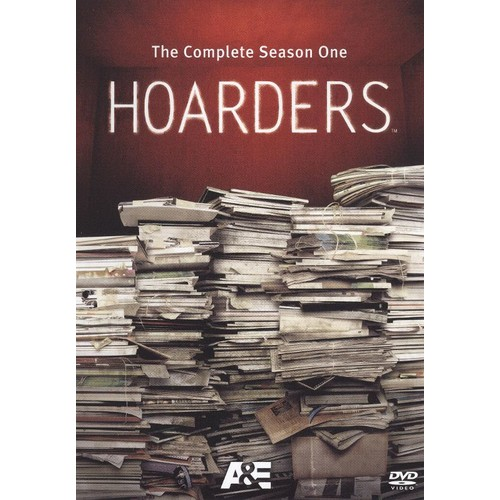 Hoarders: The Complete Season One [2 Discs] [DVD]