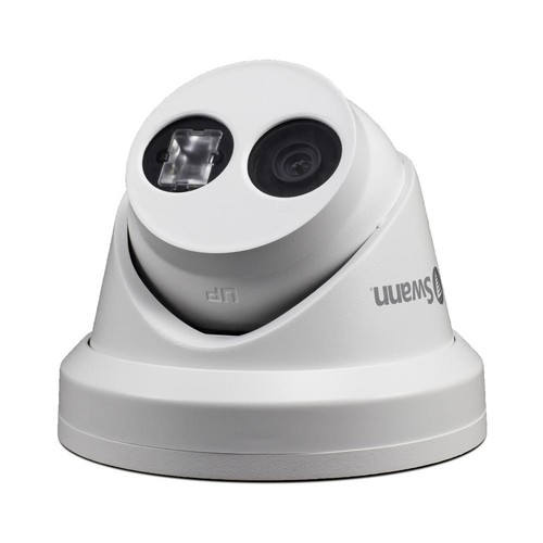 Swann Communications USA, Inc Swann Indoor/Outdoor 4K Ultra HD Dome Add-On Security Camera