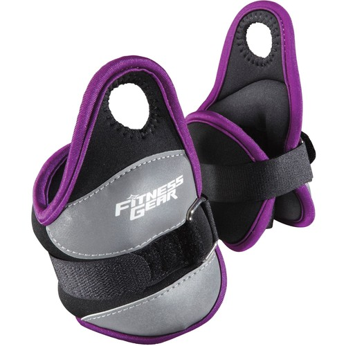 Fitness Gear 1.5 lb Comfort Wrist Weights  Pair