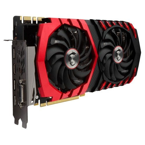 GeForce GTX 1080 GAMING X 8G Graphics Card