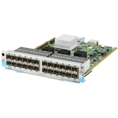 HP Aruba J9988A 24 Port SFP MACsec v3 zl2 Gigabit Ethernet Expansion Module for PC