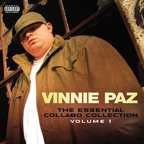 Vinnie Paz - Essential Collabo Collection:Vol 1 (CD)