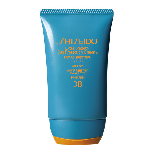 Extra Smooth Sun Protection Cream SPF 38 by Shiseido | CosmeticAmerica.com