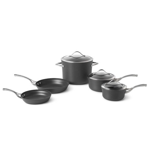 Calphalon Contemporary Nonstick 8-pc. Hard-Anodized Cookware Set