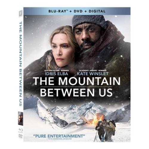The Mountain Between Us (Blu-ray + DVD+ Digital)