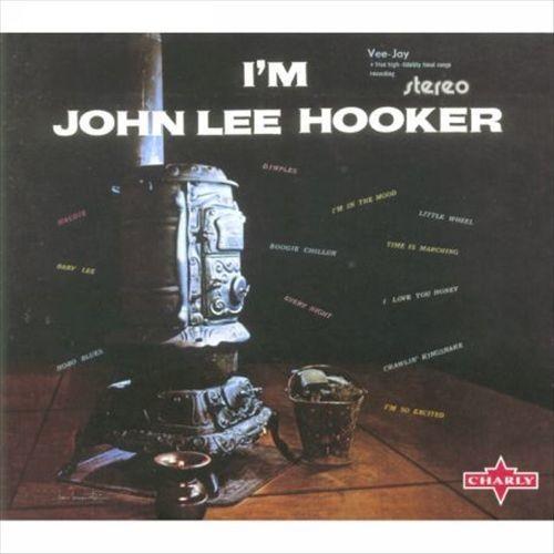 I'm John Lee Hooker [CD]