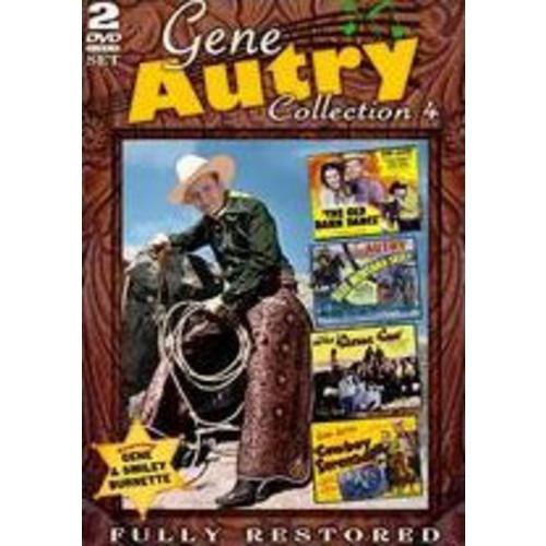 Gene Autry: Movie Collection 4
