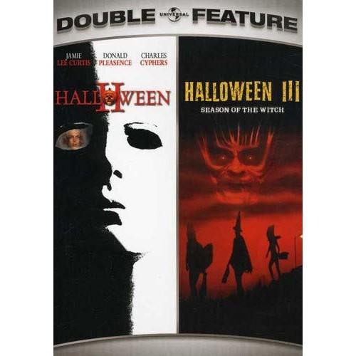 Double Feature: Halloween II / Halloween III: Season of the Witch
