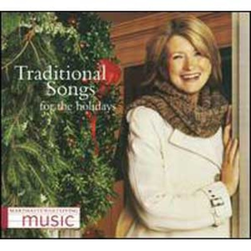 Martha Stewart Living Music: Traditional Songs for the Holidays By Various Artists (Audio CD)