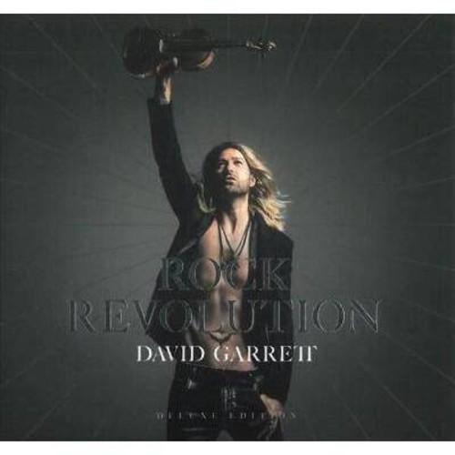 David Garrett - Rock Revolution [Audio CD]