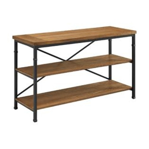 LINON HOME DECOR 862253ASH01U Austin TV Stand