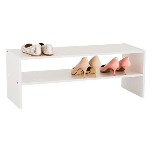 2-Shelf Shoe Stacker