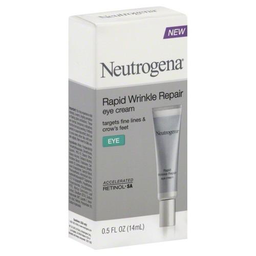 Neutrogena Rapid Wrinkle Repair, Eye Cream, 0.5 fl oz (14 ml)